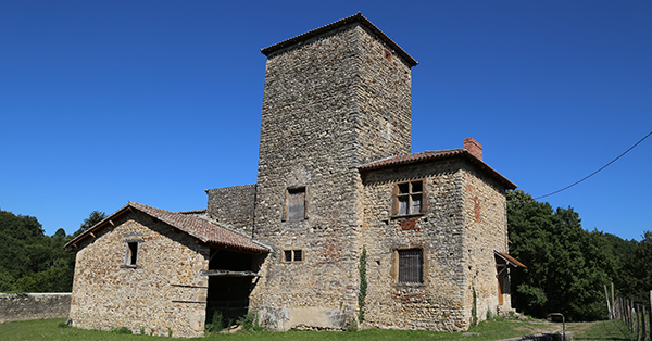 photo de la Maison Forte des Allinges